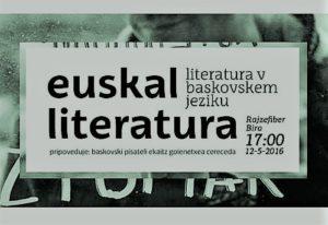 Euskal literatura
